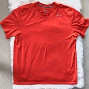Nike Dri Fit short sleeve shirt tee Sz XL